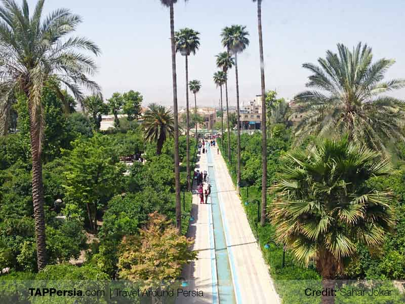 Delgosha Garden | Shiraz Top Attractions | TAP Persia