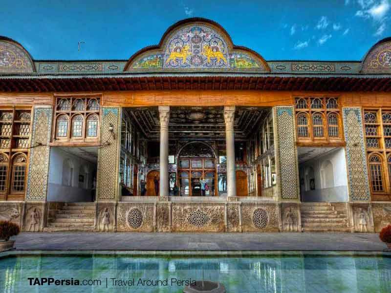 Narenjestan-e Ghavam - Shiraz Top Attractions - TAP Persia