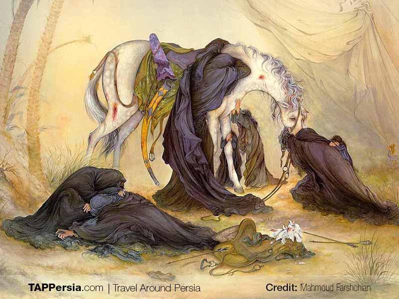 Asr-e Ashura painting