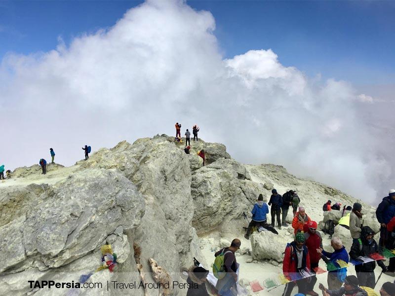 Damavand Mount | Tehran Nature | TAP Persia