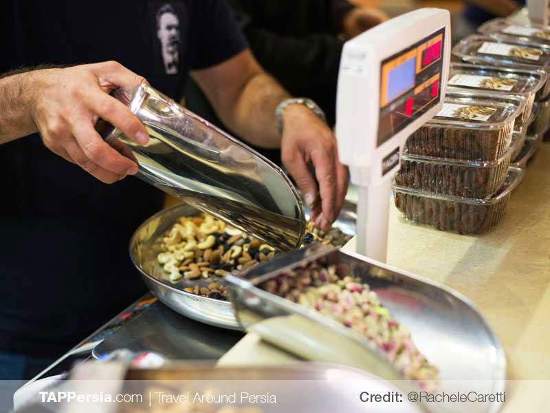 Nuts Culture - Iran- TAP Persia