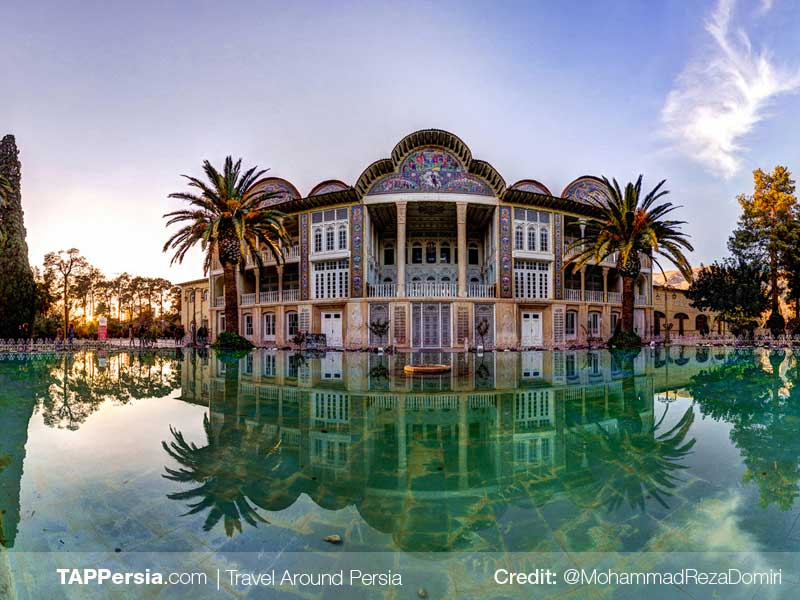 Eram Garden The Persian Garden - Iran Unesco Sites - TAP Persia