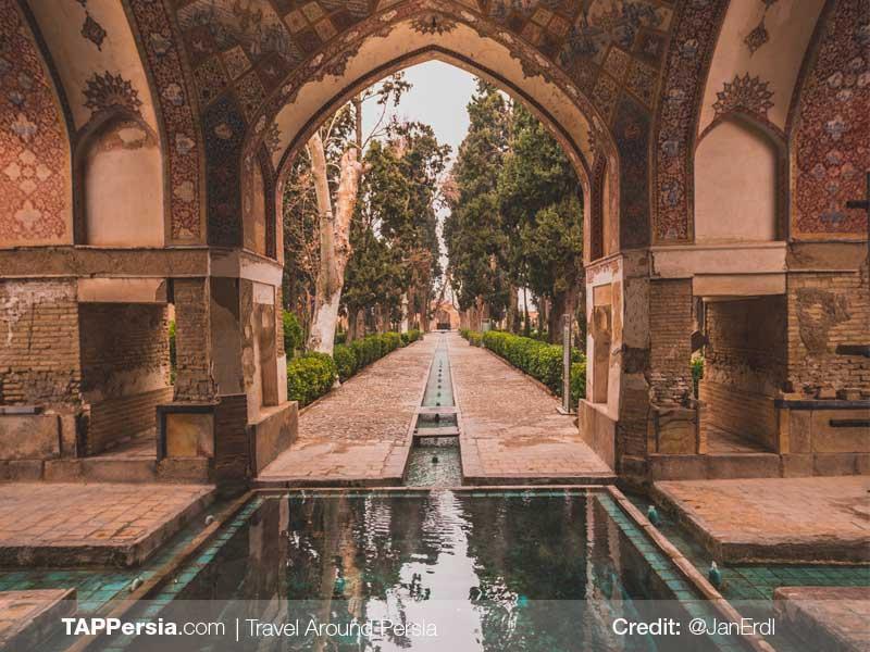 Fin Garden The Pesrain Garden - Iran Unesco Sites - TAP Persia