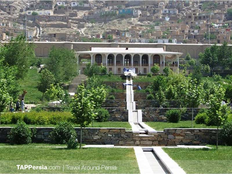 Gardens of Babur The Persian Garden - Iran UNESCO Sites - TAP Persia