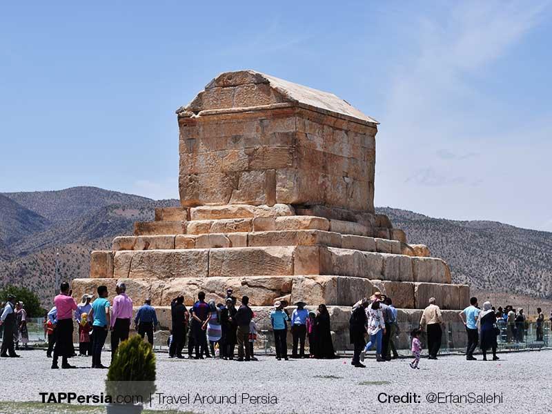 Pasargad The Persian Garden - Iran Unesco Sites - TAP Persia