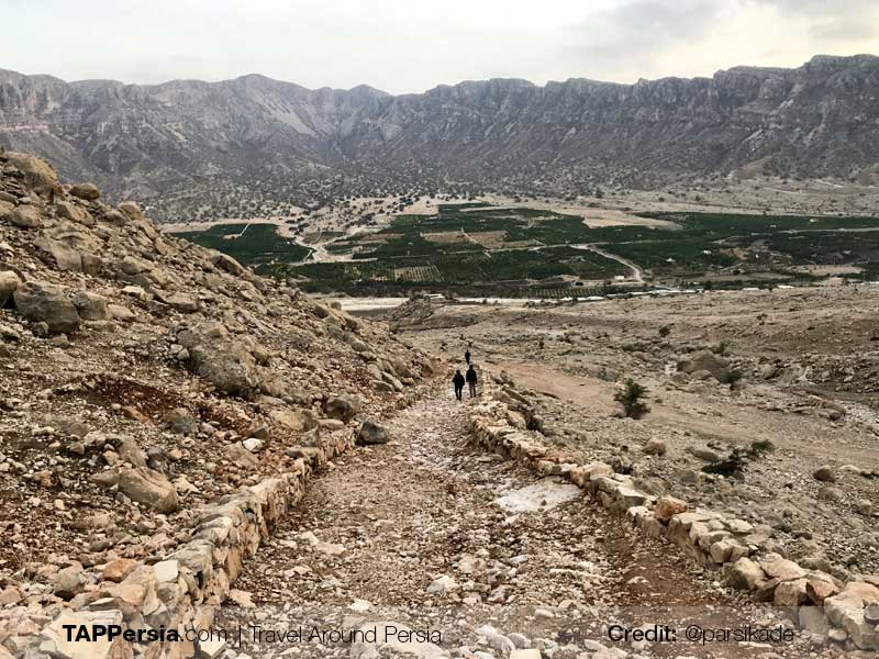 Statue and Cave of Shapur I | Blog | TAP Persia