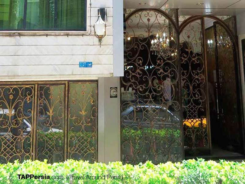 Introducing 10 cheap hotels in Tehran