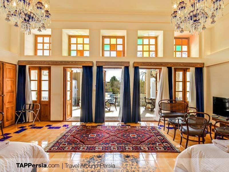 Book Iran hotel