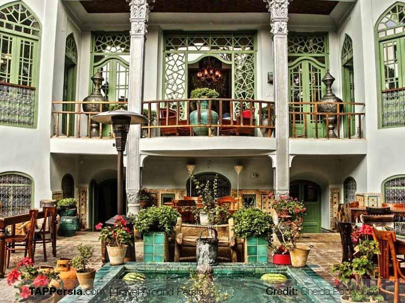 Namakdan Mansion | Isfahan Best Restaurants