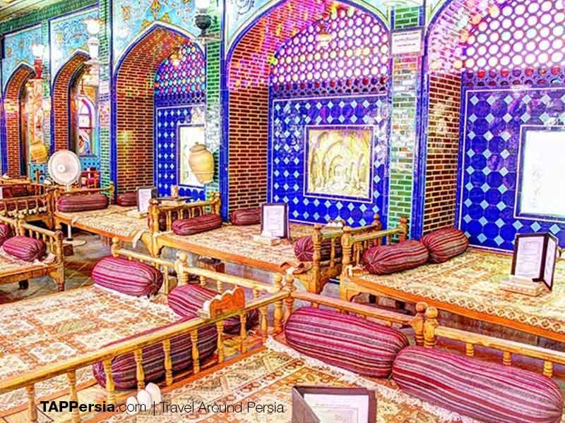 Naqsh-e Jahan Restaurant | Best Isfahan Restaurants