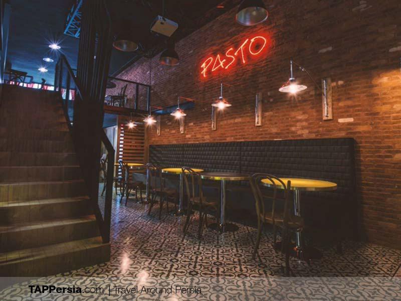 Pasto Cafe Restaurant