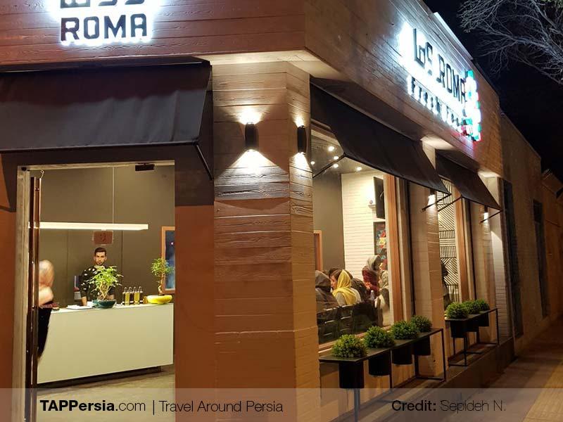 Roma Fast Food