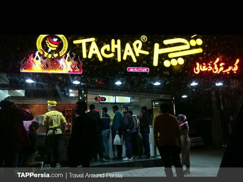 Tachar Turkish Kebab