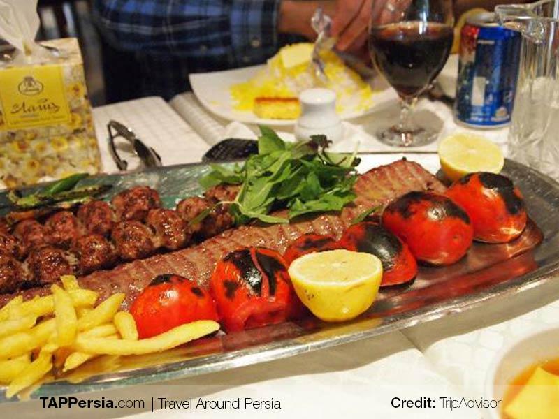 Alborz - Best Tehran Restaurants