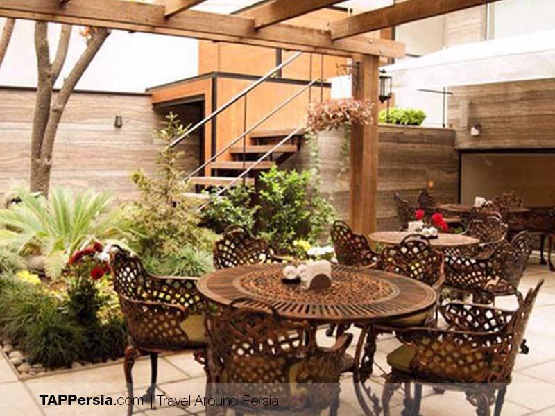 Ananda Vegetarian Restaurant -Best Tehran Restaurants
