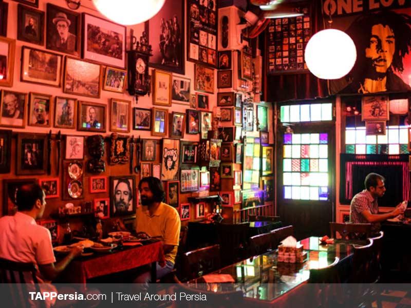 Gol-Rezaieh - Best Tehran Restaurants