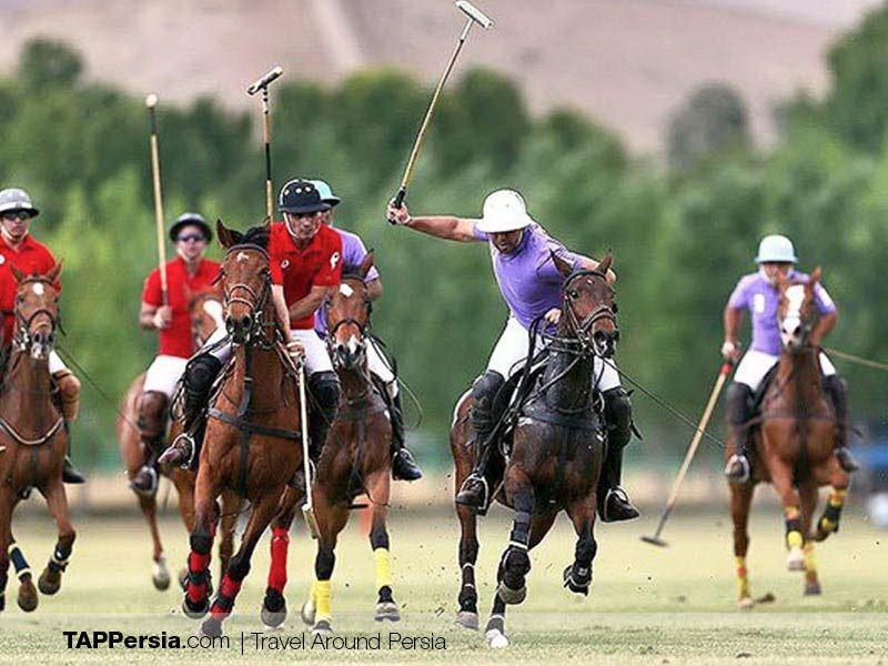 Persian Civilization - Polo
