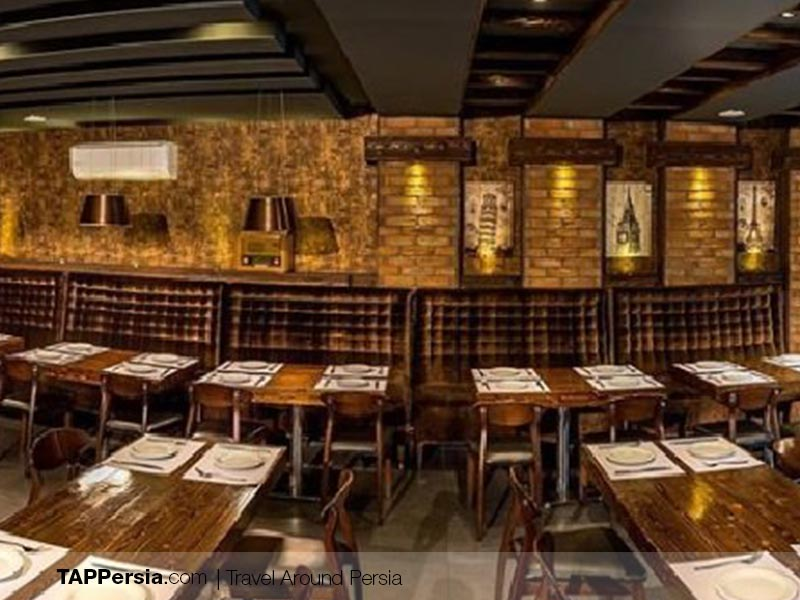 Senso Italian Restaurant - Best Tehran Restaurants
